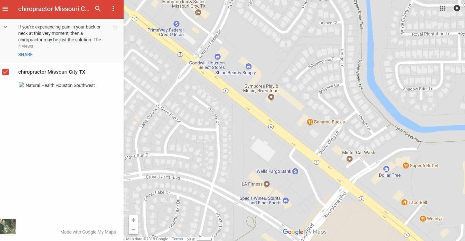 Local SEO Success Using Google My Maps